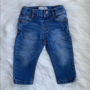 ZARA baby boy jeans - size 6-9 months